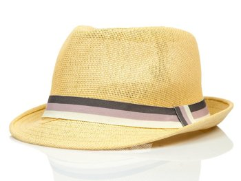Béžový pánský klobouk Bolf CZ31