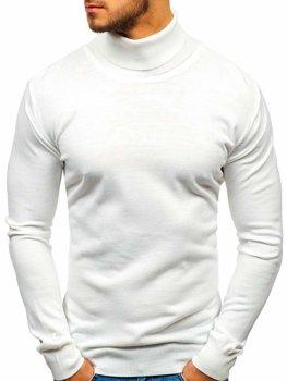 Bílý pánský rolák Bolf 2400