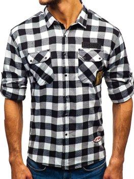 088c299b18b Pánské flanelové košile