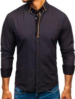 e3e4d16eb7d Pánské košile s dlouhým i krátkým rukávem