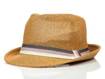Hnědy pánsky klobouk Bolf CZ31A