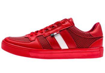 Pánská červená obuv Bolf 3026