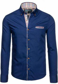 Pánské košile s dlouhým i krátkým rukávem 833c0a0498
