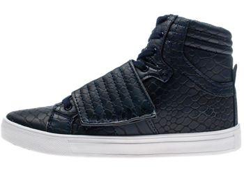Pánská tmavě modrá obuv Bolf 3031