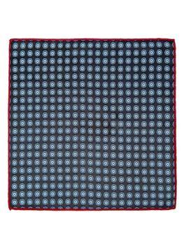 Tmavě modrý kapesníček do saka Bolf PO14