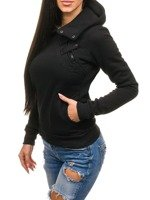 Černá dámská mikina Bolf 15S