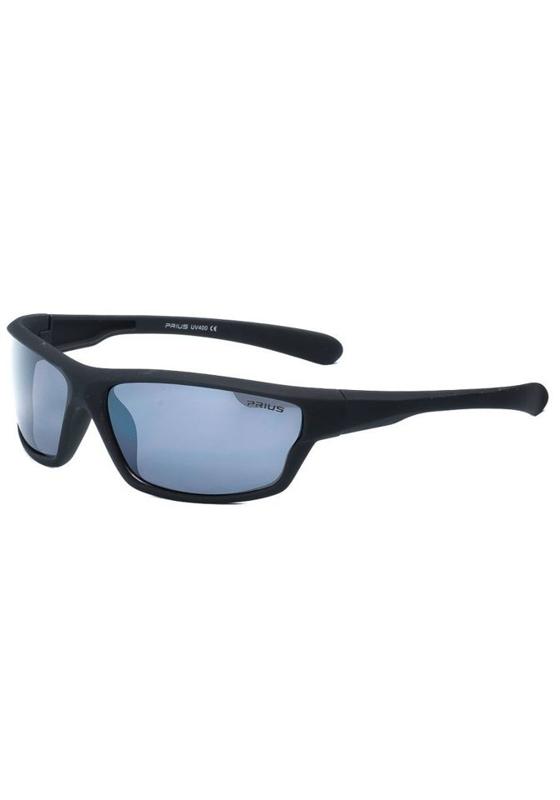 Černé pánské sluneční brýle Bolf PRS211B