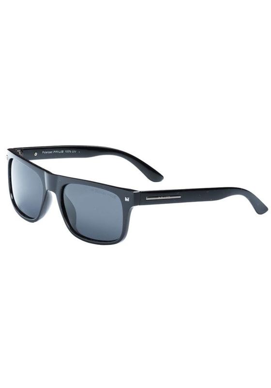 Černé pánské sluneční polarizační brýle Bolf PLS208B