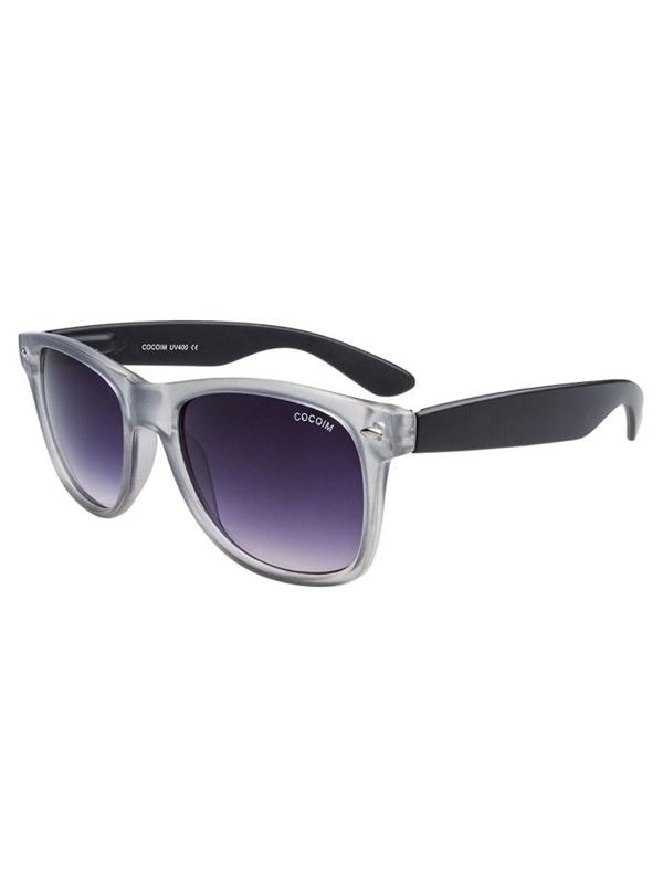 Šedo-černé pánské sluneční brýle Bolf CO201B