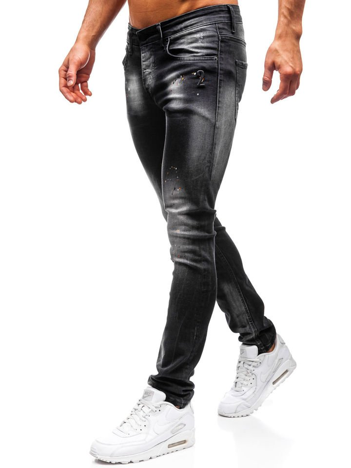 Černé pánské džíny Bolf 9231 efab0cfbdc