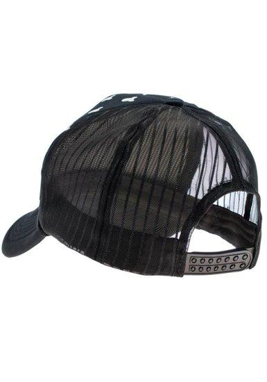 Černá kšiltovka Bolf 20