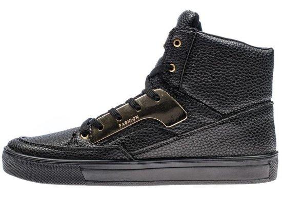 Černá pánská obuv Bolf 3033