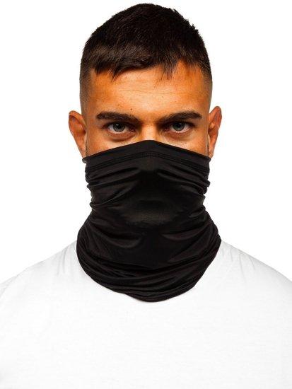 Černý pánský šátek Bolf YW0501M