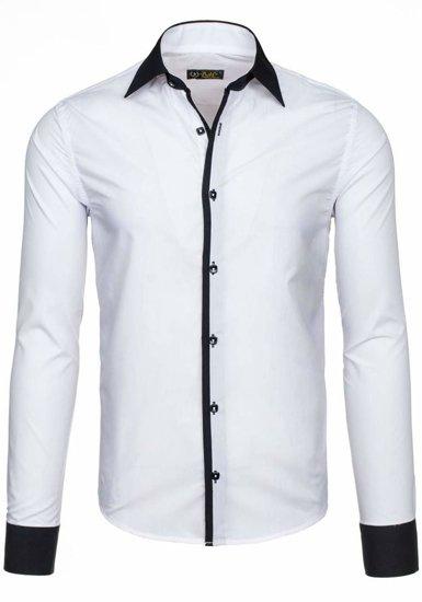 Pánská košile BOLF 2782 bílá