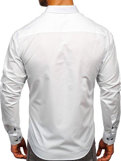 Pánská košile BOLF 5796 bílá