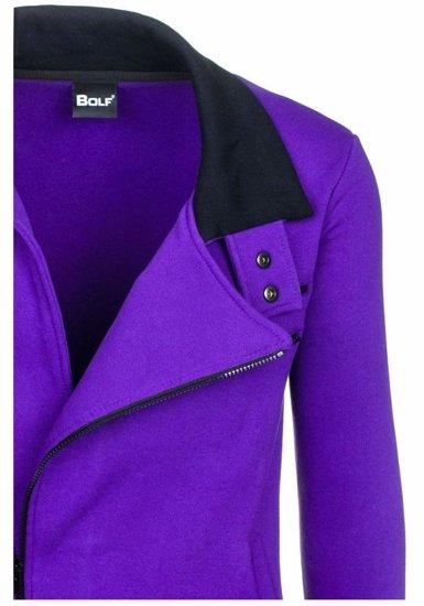 Pánská mikina BOLF 30S fialová