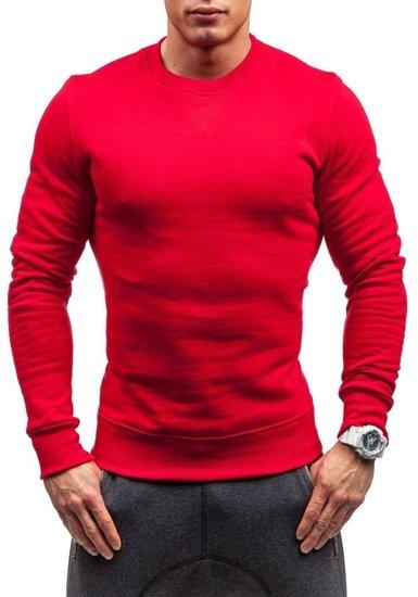Pánská mikina BOLF 44S červená