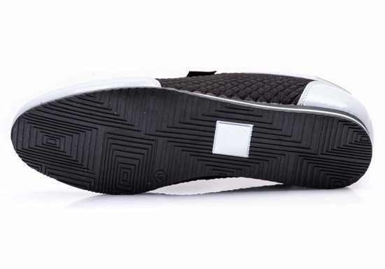 Pánská obuv G-CLASS 555 černo-bílé