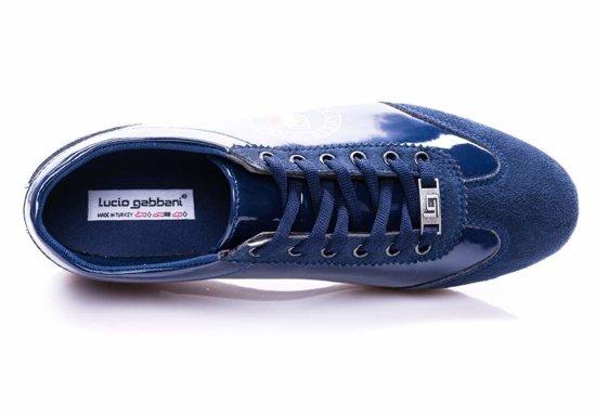 Pánská obuv LUCIO GABBANI 610-3L tmavě modré