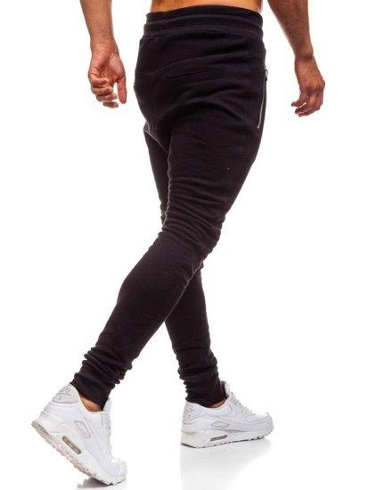 Pánské baggy kalhoty BOLF 43S-S černé