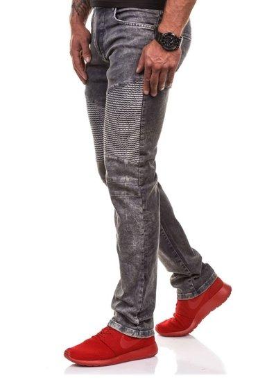 Pánské džíny COMEOR 4155-1 antracitové