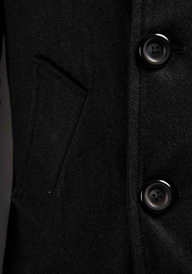 Pánský kabát GANEDER 1903 černý