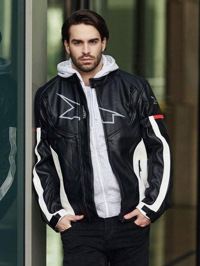 Stylizace č. 361 - kožešinová bunda, mikina s kapucí, tričko bez potisku, kapsáče