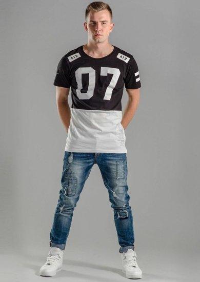 Stylizace č. 59 - tričko, džíny