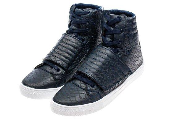 Tmavě modrá pánská obuv Bolf 3031
