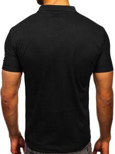 Černá pánská polokošile Bolf GD01
