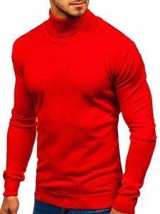 Červený pánský rolák Bolf 2400