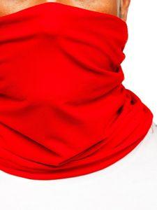 Červený pánský šátek Bolf YW0501M