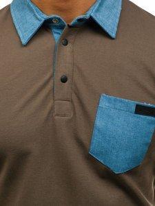 Khakl pánská polokošile Bolf 2055