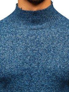 Modrý pánský rolák Bolf H1801