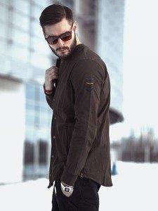 Stylizace č. 121 - přechodná bunda, džíny