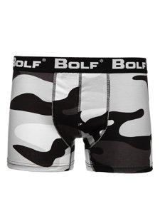 Vícebarevné pánské boxerky-3 Bolf 0953-3P 3 PACK