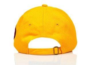 Žlutá kšiltovka Bolf CZ17